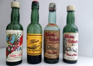 rhums Baïta, Girard et Vian