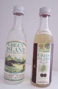 rhums Green Island