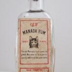 rhum Old Manada